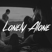 lonely alone