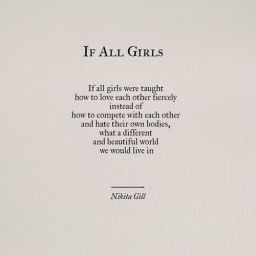 if all girls